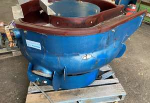 BV LZG-300 Vibratory Parts Finisher with variable control