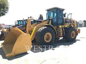CATERPILLAR 966M Mining Wheel Loader - picture0' - Click to enlarge