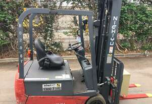 1.5T Battery Electric 3 Wheel Forklift