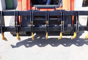 Skidsteer Ripper Attachment for Hire - Perth