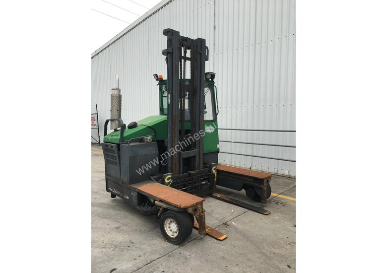 4.0T Battery Electric Multi-Directional Forklift