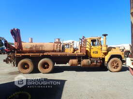 1980 MACK 6X4 CRANE TRUCK - picture0' - Click to enlarge