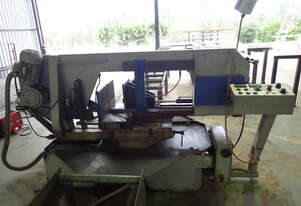 Semi Automatic metal Bandsaw with digital readout
