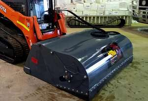 Skid Steer Road Broom Attachment for Hire