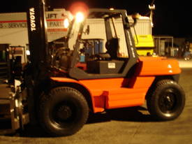 FORKLIFT TCM TOYOTA CROWN FD80Z8 HIRE OR BUY - picture11' - Click to enlarge