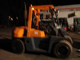 FORKLIFT TCM TOYOTA CROWN FD80Z8 HIRE OR BUY - picture12' - Click to enlarge