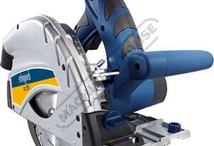 cs-55 Circular Plunge & Mitre Cut Saw 55mm Depth Capacity Ø160mm Blade