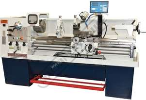 DASHIN CHAMPION 1550 Centre Lathe 390 x 1250mm Turning Capacity - 55mm Spindle Bore Includes Digital