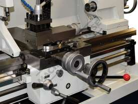 DASHIN CHAMPION 1550 Centre Lathe 390 x 1250mm Turning Capacity - 55mm Spindle Bore Includes Digital - picture20' - Click to enlarge