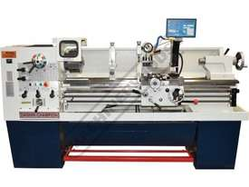 DASHIN CHAMPION 1550 Centre Lathe 390 x 1250mm Turning Capacity - 55mm Spindle Bore Includes Digital - picture2' - Click to enlarge