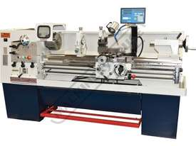 DASHIN CHAMPION 1550 Centre Lathe 390 x 1250mm Turning Capacity - 55mm Spindle Bore Includes Digital - picture0' - Click to enlarge