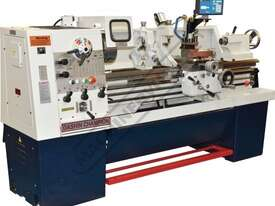 DASHIN CHAMPION 1550 Centre Lathe 390 x 1250mm Turning Capacity - 55mm Spindle Bore Includes Digital - picture3' - Click to enlarge