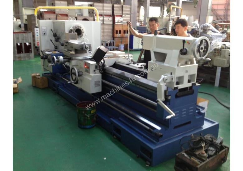 Ajax Taiwanese Oil Country Lathes up to 2000mm swing 530mm bore