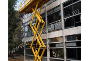Haulotte 53 Ft Scissor Lift