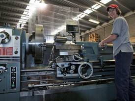 Ajax Chin Hung 560, 660 &760mm High Quality Lathes - picture2' - Click to enlarge