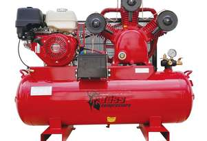 BOSS 42 CFM/13HP HONDA PETROL AIR COMPRESSOR