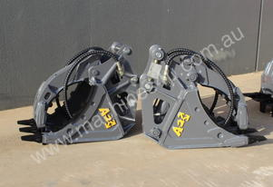 Attach2 HYDRAULIC GRAPPLE