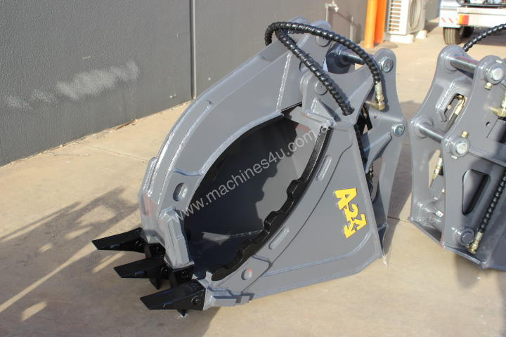 HYDRAULIC GRAPPLE
