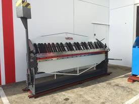 STEELMASTER 2500MM X PANBRAKE GUILLOTINE COMBO - picture5' - Click to enlarge
