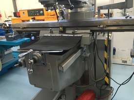 PUMA X6325B 3PHASE - 3 AXIS DRO VERTICAL MILL - picture1' - Click to enlarge