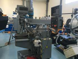 PUMA X6325B 3PHASE - 3 AXIS DRO VERTICAL MILL - picture2' - Click to enlarge
