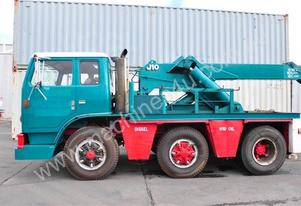Crane 10T Acco extendable Ram, Twin steer