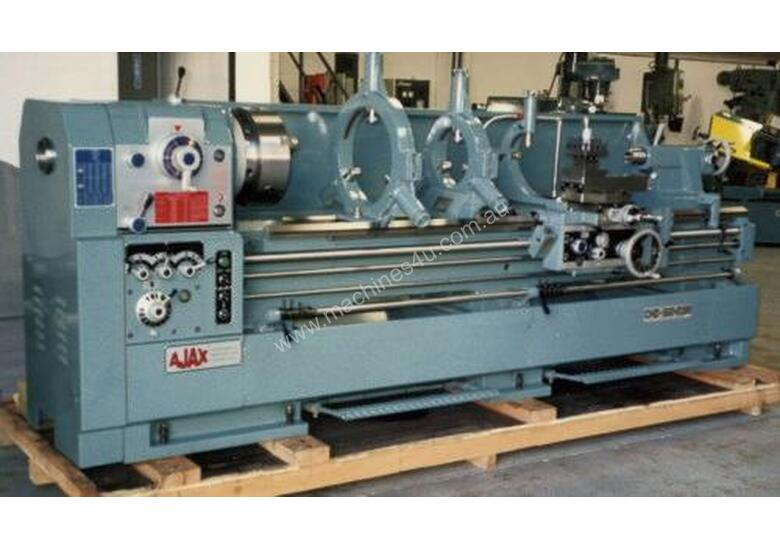Ajax Chin Hung 560, 660 and 760mm swing lathes