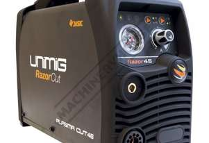 RAZOR CUT 45 Inverter Plasma Cutter 16mm Steel Capacity #KUPJRRW45