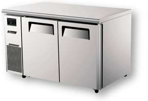 Turbo Air KUR15-2 Under Counter Side Prep Table Refrigerator