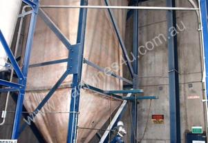 Cloth Bag Silo - Capacity 50Cu Mtr