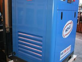 German Rotary Screw - 20hp /  15kW Air Compressor - picture0' - Click to enlarge