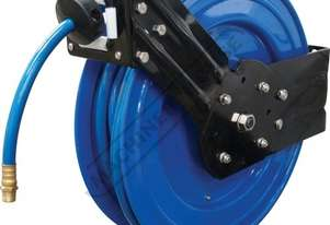 AR-HD2 Industrial Air Hose Reel - Retractable 15 Metre x Ø10mm ID Hose Ø14.5mm OD Hose