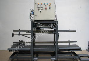Industrial Bag Sack Heat Sealer Conveyor