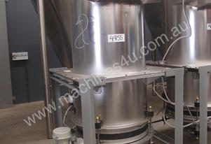Powder Hopper S-Steel Capacity 1.8Cu Mtr.