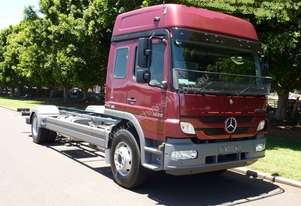 2013 Mercedes-Benz Atego 1629 Raised Roof 6 Seater