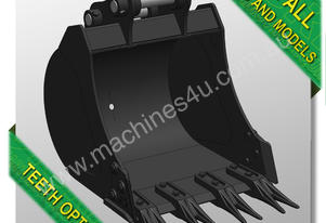 NEW DIG ITS 400MM DIGGING BUCKET SUIT ALL 1-2T MINI EXCAVATORS