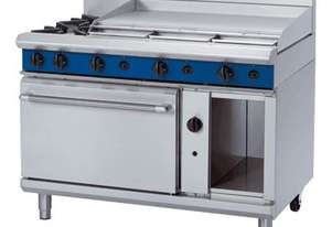 Blue Seal Evolution Series G508A - 1200mm Gas Range Static Oven