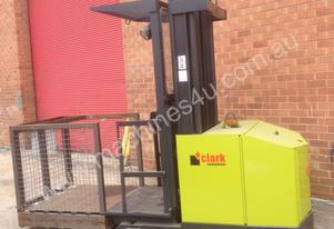 1.5 Tonne Order Picker FOR HIRE ******* Clark OP15