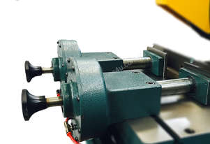 Brobo Heavy Duty Pneumatic Vice
