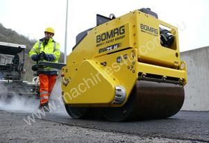 Bomag BW75H - Double Drum Vibratory Rollers