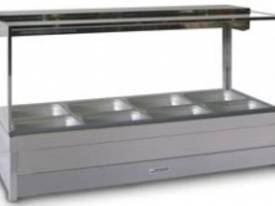 Hot Foodbar Roband S24RD Double Row With Rear Roll - picture0' - Click to enlarge
