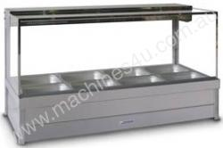 Hot Foodbar Roband S24RD Double Row With Rear Roll