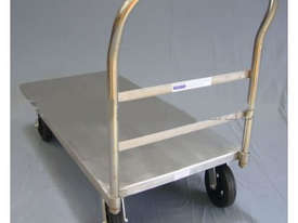 Stainless Steel Trolley - picture0' - Click to enlarge