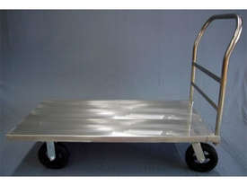 Stainless Steel Trolley - picture1' - Click to enlarge