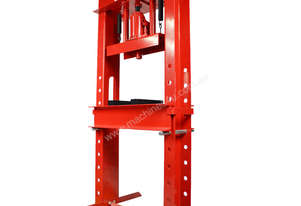 30 Ton Professional Fully Welded H Frame Shop Press