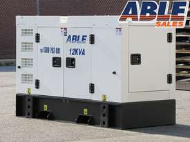 12 kVA 240V Diesel Generator - picture10' - Click to enlarge
