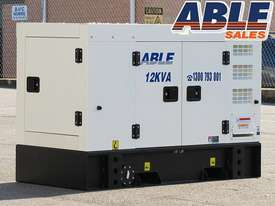 12 kVA 240V Diesel Generator - picture14' - Click to enlarge