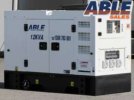 12 kVA 240V Diesel Generator - picture12' - Click to enlarge