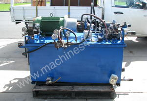 15kW Large Industrial Hydraulic Power Pack Unit