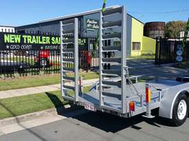 16ft Plant Machinery Trailer 3.5 Tonne Tandem Axle - picture0' - Click to enlarge